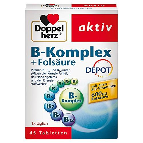 Vitamin-B-Komplex bestellen