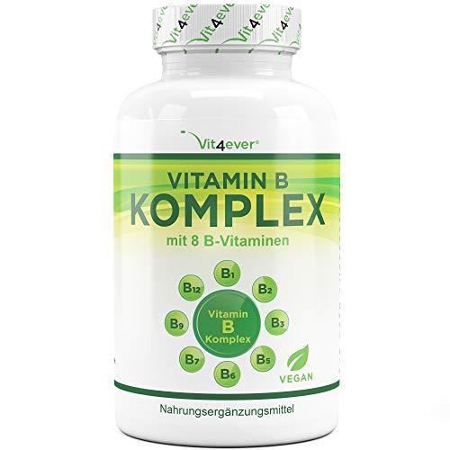 Der beste Vitamin-B-Komplex