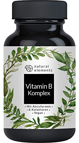 9 unterschiedliche Vitamin-B-Komplexe im Vergleich – finden Sie Ihren besten Vitamin-B-Komplex für einen besseren Vitamin-B-Haushalt – unser Test bzw. Ratgeber [jahr]