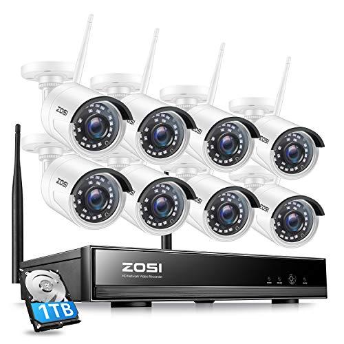7 unterschiedliche Überwachungskamera-Sets im Vergleich – finden Sie Ihr bestes Überwachungskamera-Set zur kompletten Überwachung Ihres Eigentums – unser Test bzw. Ratgeber [jahr]