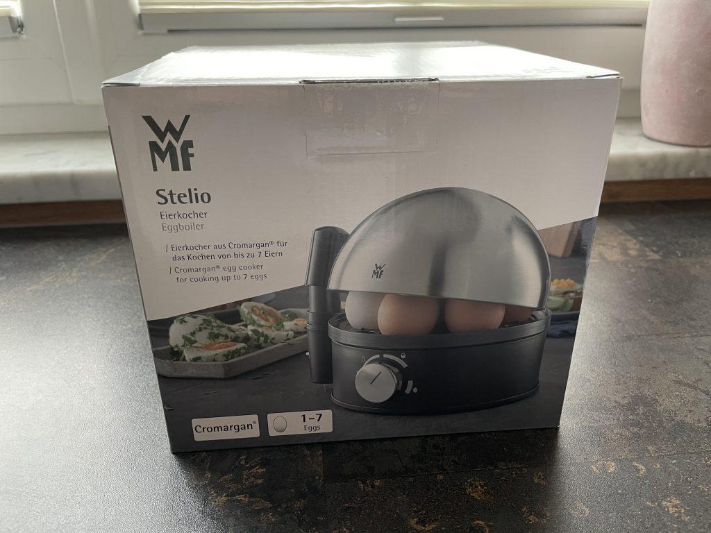 Verpackung WMF Stelio Eierkocher