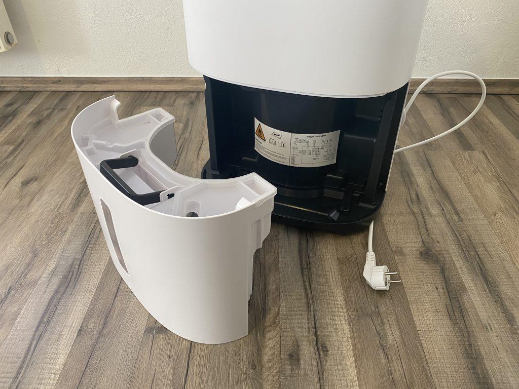 MeacoDry Arete One Wassertank