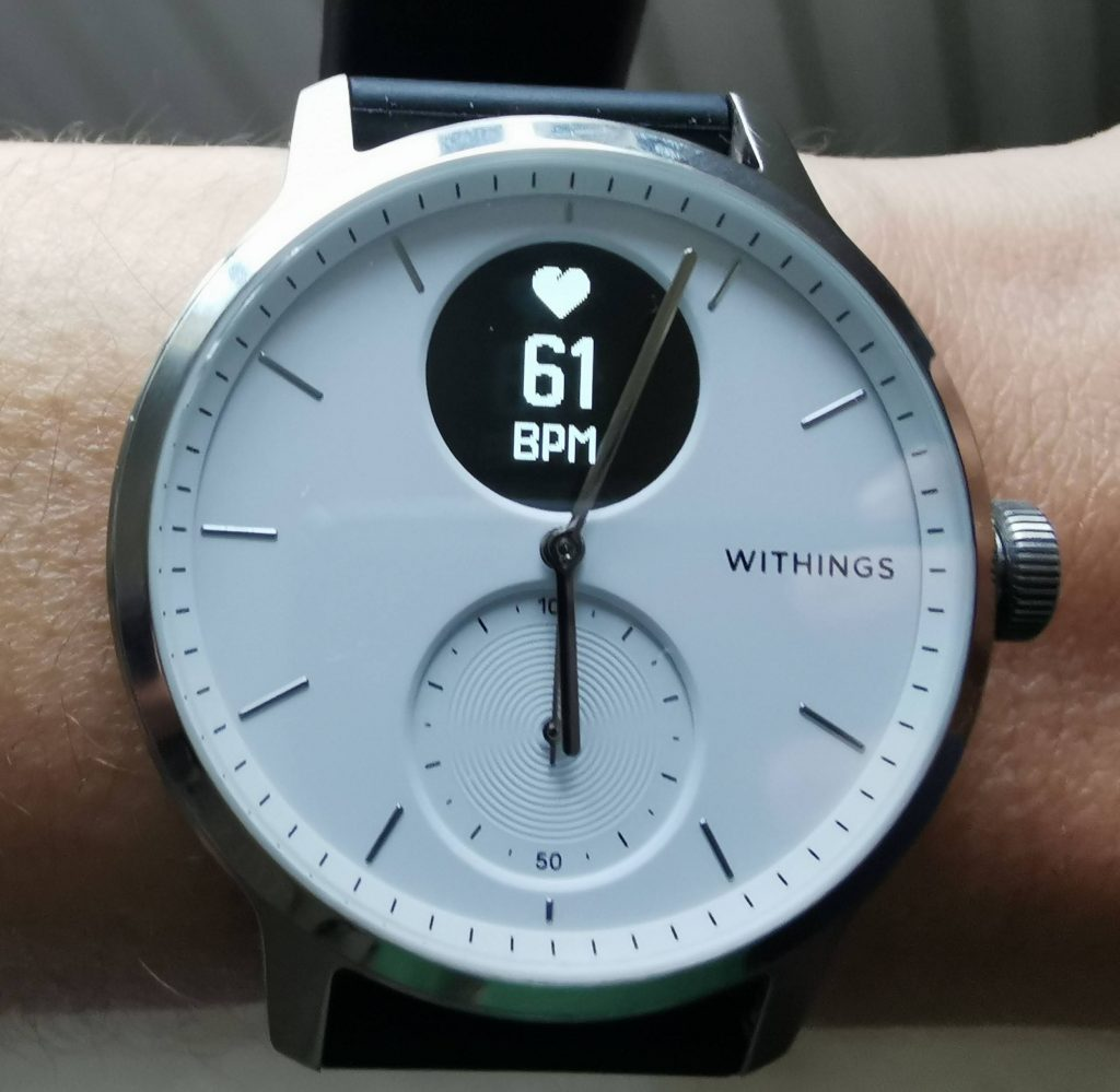 Smartwatch Withings SmartScan