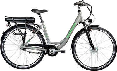 E-City-Bike für den Stadtverkehr